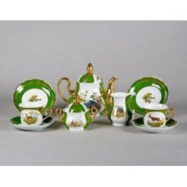 Сервиз чайный Мэри-Энн Золото полей, 15 пр. 03160725-0763 Leander
