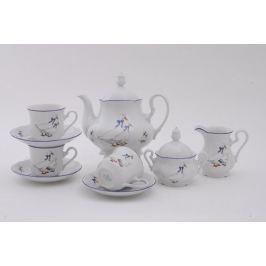 Сервиз чайный Гуси, 15 пр. 03160725-0807 Leander
