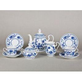 Сервиз чайный Мэри-Энн Гжель, 15 пр. 03160725-0055 Leander