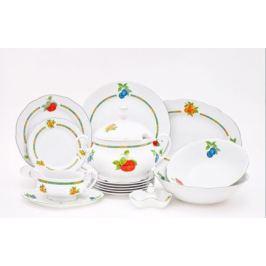 Сервиз столовый Мэри-Энн Фруктовые сады, 25 пр. 03162011-080H Leander