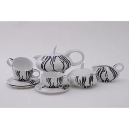 Сервиз чайный Тереза Руссо, 15 пр. 42160725-0693 Leander