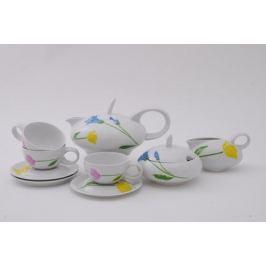 Сервиз чайный Тереза Мане, 15 пр. 42160725-1036 Leander