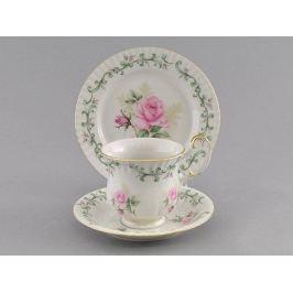 Сервиз для завтрака Моника, чайный, 3 пр. 28130815-0766 Leander