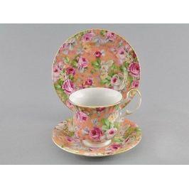 Сервиз для завтрака Моника, чайный, 3 пр. 28130815-0978 Leander