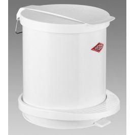 Мусорный контейнер с педалью, белый 101012-01 Wesco