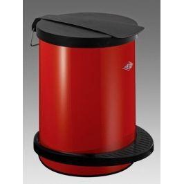 Мусорный контейнер с педалью (13 л), красный (117755) 111212-02 Wesco