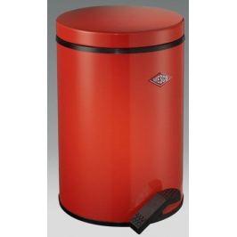 Мусорный контейнер с педалью (13 л), красный (117767) 117212-02 Wesco