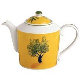 Чайник Ouliveiro Porcelaine деревья (1.13 л) 138330 Guy Degrenne