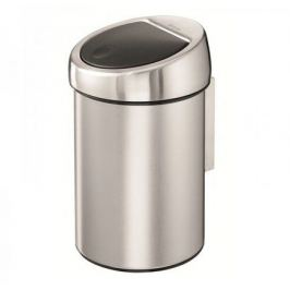 Ведро для мусора Touch Bin (3 л), 18.5х28 см 378645 Brabantia