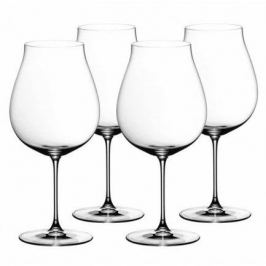 Набор бокалов для красного вина 3-Get 4 Pinot Noir (800 мл), 4 шт 7416/67 Riedel