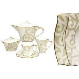 Чайный сервиз Грегори на 6 персон, 17 пр. N50844-52347AL Narumi