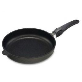 Сковорода с покрытием Titan, 24х5 см, со съемной ручкой AMT I-524 AMT Gastroguss