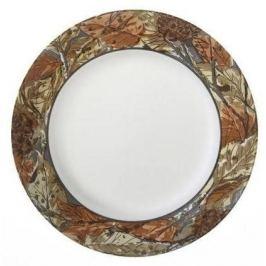 Тарелка обеденная Woodland Leaves, 27 см 1109567 Corelle