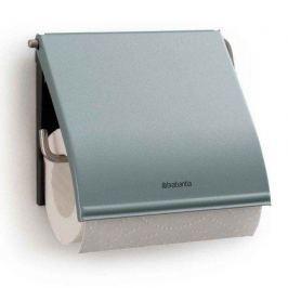 Держатель для туалетной бумаги, 12.3х13.3х1.7 см, мятный 107924 Brabantia