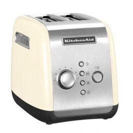 Тостер на 2 ломтика, кремовый 5KMT221EAC KitchenAid