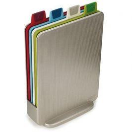 Набор разделочных досок Index Mini, 4 шт., в кейсе, 15.521.57 см 60097 Joseph & Joseph