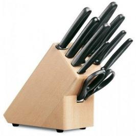 Набор кухонных ножей Victorinox, 9 пр., в деревянной подставке 5.1193.9 Victorinox