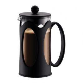 Кофейник с прессом Kenya 0.35 л. чёрный 10682-01 Bodum