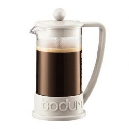 Кофейник с прессом Brazil 0.35 л. белый 10948-913 Bodum