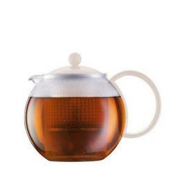 Чайник заварочный с прессом Assam 1 л. белый 1844-913 Bodum