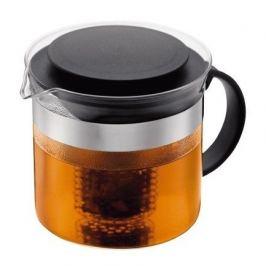 Чайник заварочный с фильтром Bistro Nouveau 1 л. чёрный 1875-01 Bodum