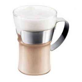 Набор кружек чайных Assam 0.35 л. 2 шт. хром 4553-16 Bodum