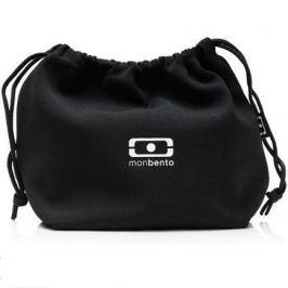 Мешочек для ланча MB Pochette, 28.5х20х2 см, черный 1002 02 001 Monbento