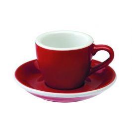 Кофейная пара Loveramics Egg (0.08 л), красная C088-45BRE/C088-46BRE Loveramics