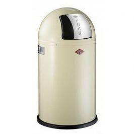 Ведро для мусора с заслонкой (22 л), 35х63 см, кремовое (117567) 175531-23 Wesco