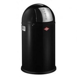 Ведро для мусора с заслонкой (22 л), 35х63 см, черное (117569) 175531-62 Wesco