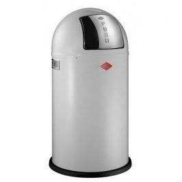 Ведро для мусора с заслонкой (50 л), 40х75.5 см, белое (117570) 175831-01 Wesco