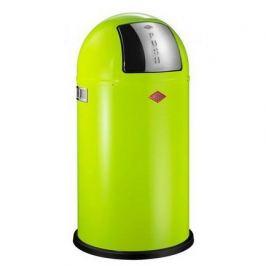 Ведро для мусора с заслонкой (50 л), 40х75.5 см, зеленое (117575) 175831-20 Wesco