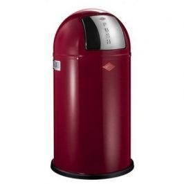 Ведро для мусора с заслонкой (50 л), 40х75.5 см,красное (117579) 175831-58 Wesco