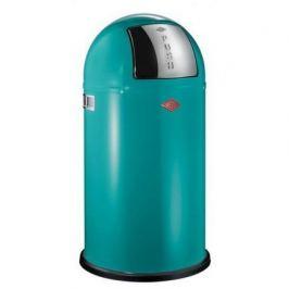 Ведро для мусора с заслонкой (50 л), 40х75.5 см, бирюза (117578) 175831-54 Wesco