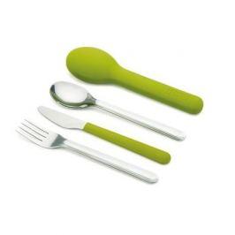 Набор столовых приборов GoEat Cutlery Set, зелёный, 4 пр. 81033 Joseph & Joseph