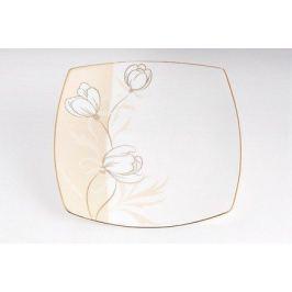 Наборподстановочных тарелок бутон тюльпана, 6 пр Y06-109-5u Ji-Lian
