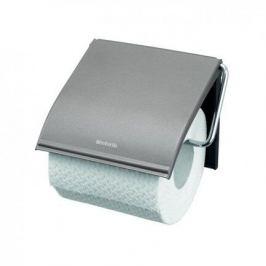 Держатель для туалетной бумаги, 12.3х13.7 см, платиновый 477300 Brabantia