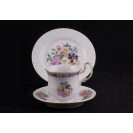 Сервиз для завтрака Моника, чайный, 3 пр. 28130815-0773 Leander