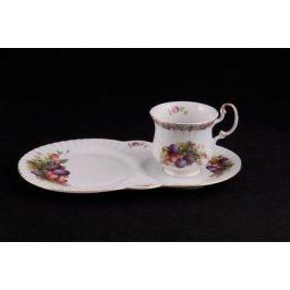 Сервиз чайный для завтрака Моника, 2 пр. 28120815-0772 Leander