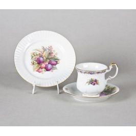 Сервиз для завтрака Моника, чайный, 3 пр. 28130815-0772 Leander