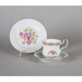 Сервиз для завтрака Моника, чайный, 3 пр. 28130815-0758 Leander