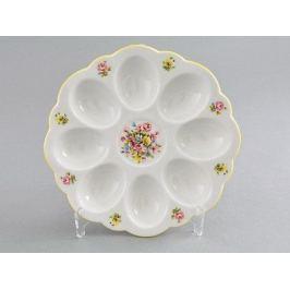 Поднос для яиц Мэри-Энн окантовка с золотом 20112455-0006 Leander