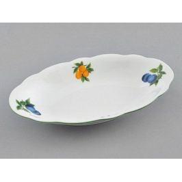 Блюдо овальное Мэри-Энн Фруктовые сады, 23 см 03111726-080H Leander
