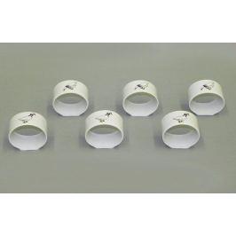 Набор колец для салфеток Гуси, 6 шт. 02164611-0807 Leander
