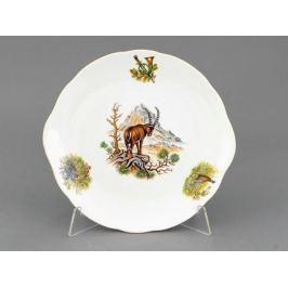 Тарелка для торта Мэри-Энн Лесная сказка, 27 см 03111027-0363 Leander