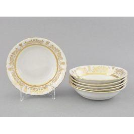 Набор салатников Соната Золотая элегантность, 16 см, 6 шт. 07161413-1373 Leander