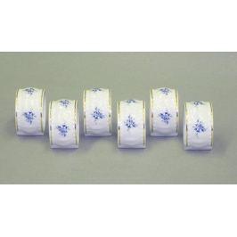 Набор колец для салфеток Соната Первые незабудки, 6 пр. 07164612-0009 Leander