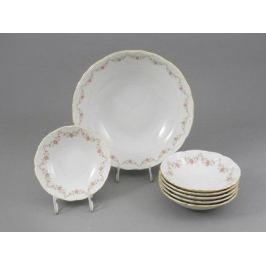 Набор тарелок десертных Соната Золотая элегантность, 17 см, 6 шт. 07160317-1373 Leander