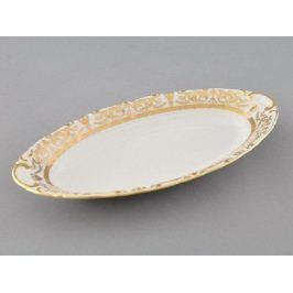 Блюдо овальное Соната Золотая элегантность, 23 см 07116125-1373 Leander