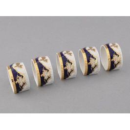 Кольцо для салфеток Соната Золотой узор, большое 07114612-1457 Leander
